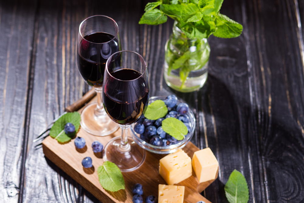 Blueberry Wine – A Beautiful Alternative To Grapes