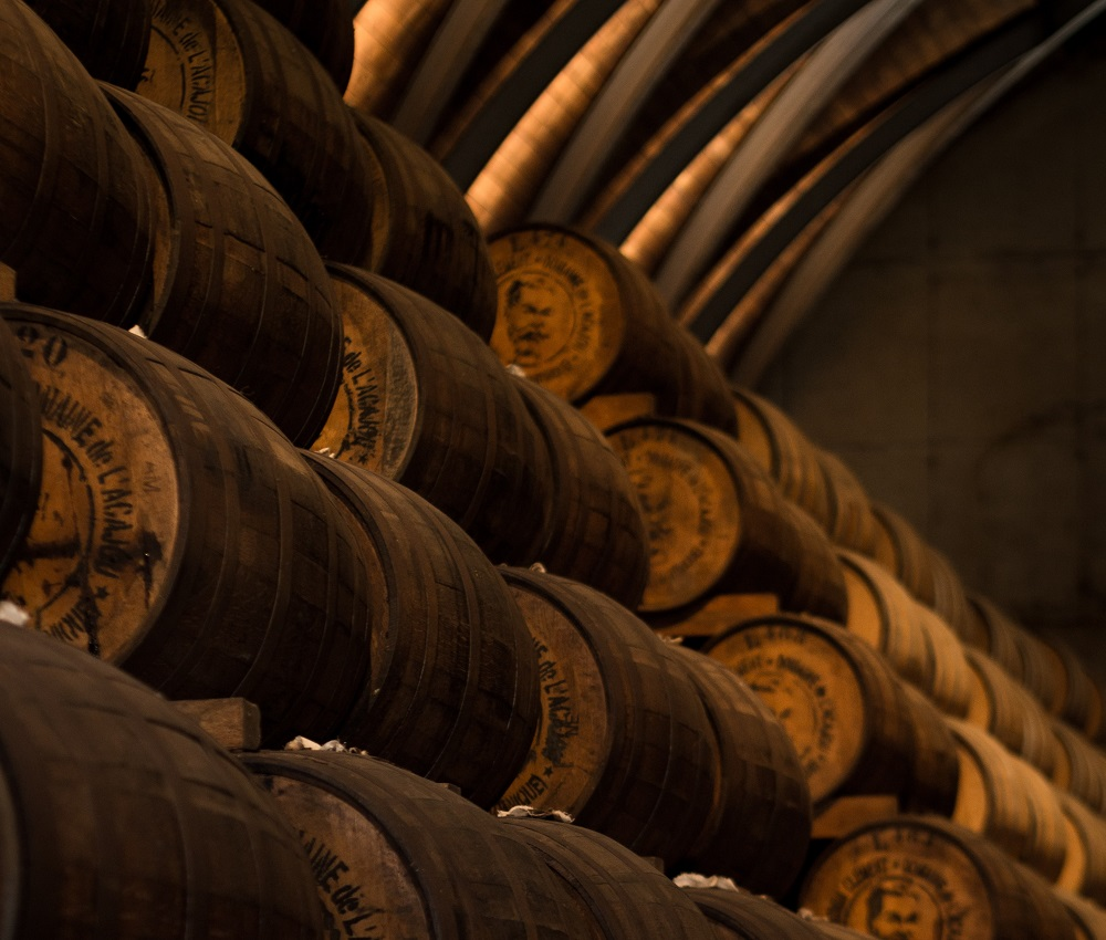 How Many Bottles of Wine are in a Barrel