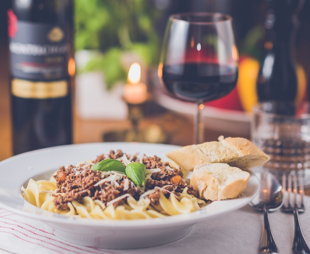 Top 7 Wines That Make A Perfect Match With Pasta Dishes