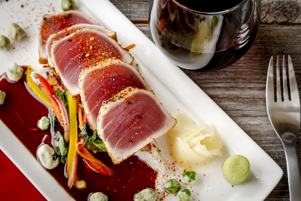 What's The Best Wine Match For Tuna