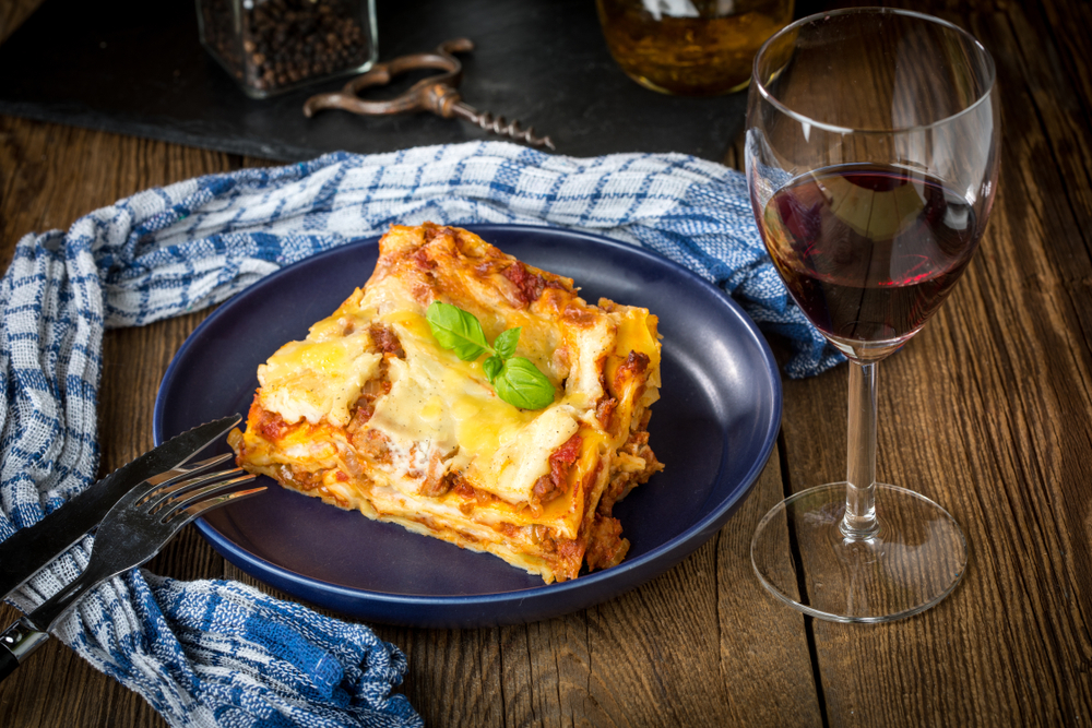 Which Wine To Pair With Lasagna