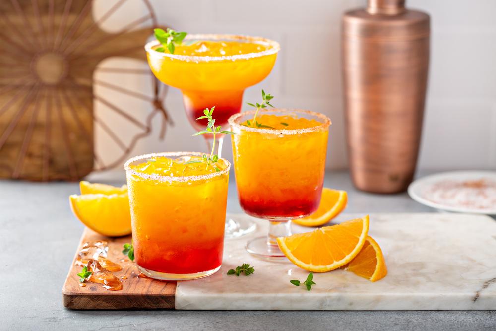3 Amazing Wine And Orange Juice Drinks To Try