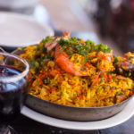 Pairing Paella With Red And Rosé Rioja Wine