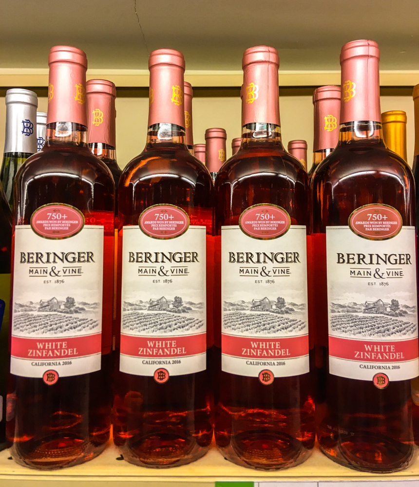The Most Popular Sweet Wines Available In Stores