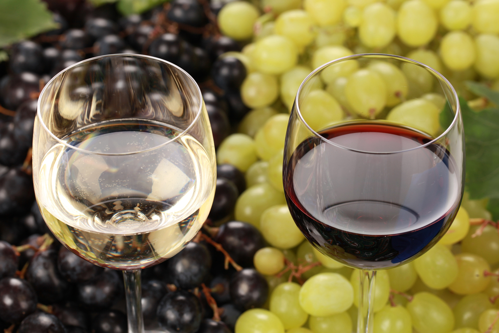 Wine Guide Can You Mix Red And White Wine